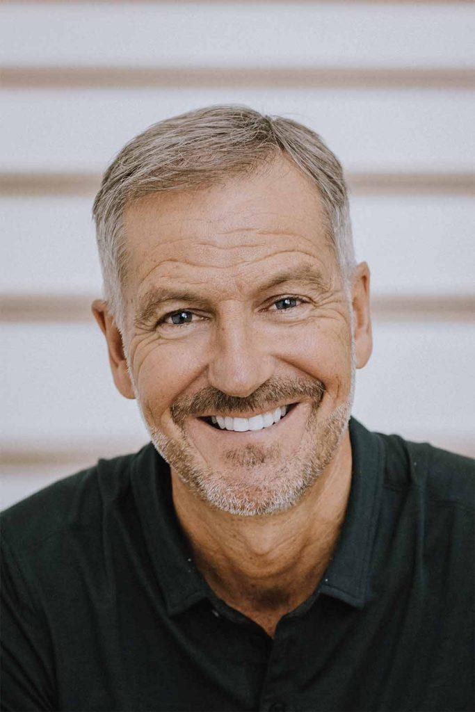 John Bevere Portrait Headshot